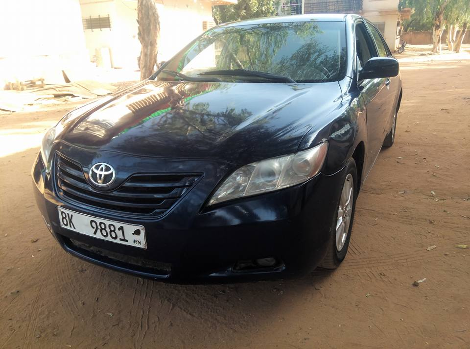 a vendre toyota camry ann e 2008 niamey. Black Bedroom Furniture Sets. Home Design Ideas
